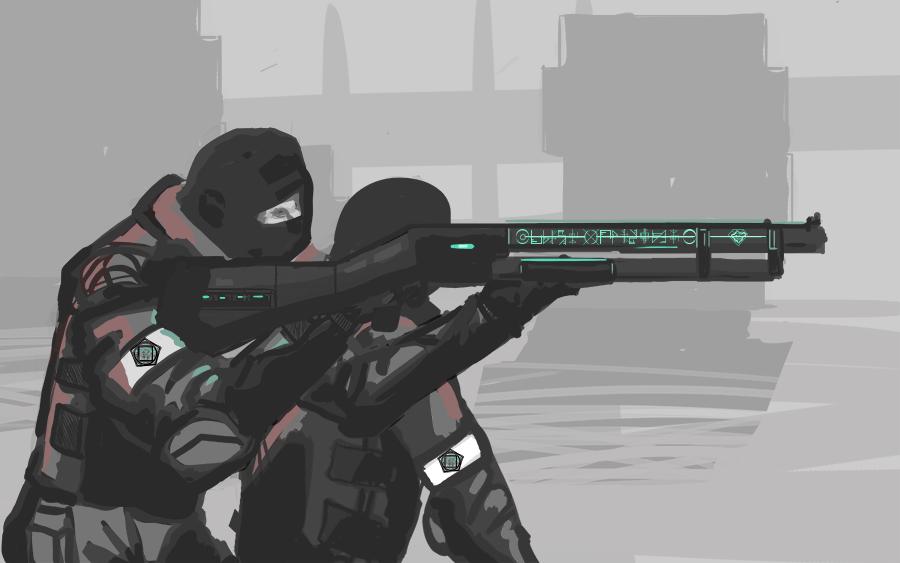 PARAtroop-shotgun